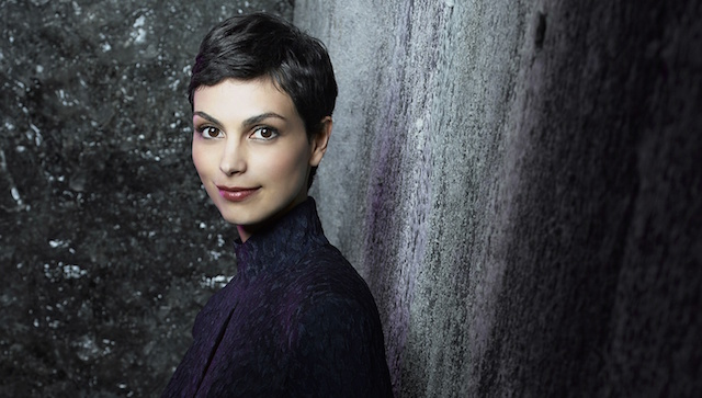 Morena Baccarin's turn on V marks another entry on our Morena Baccarin movies and tv list.