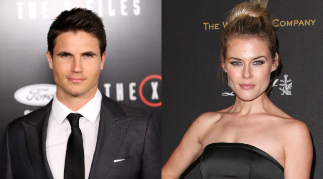 The Flash's Robbie Amell and Jessica Jones' Rachael Taylor Join Netflix Feature Film Arq.