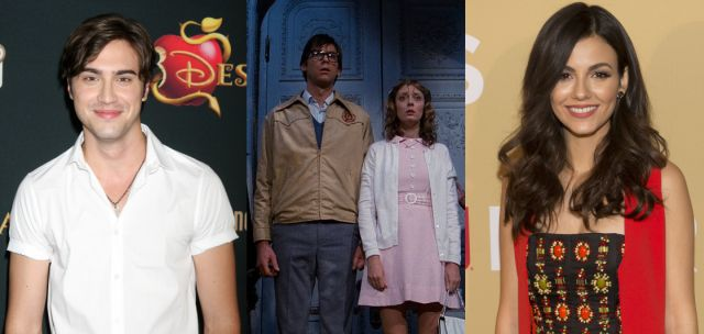 Victoria Justice and Ryan McCartan Join The Rocky Horror Picture Show.
