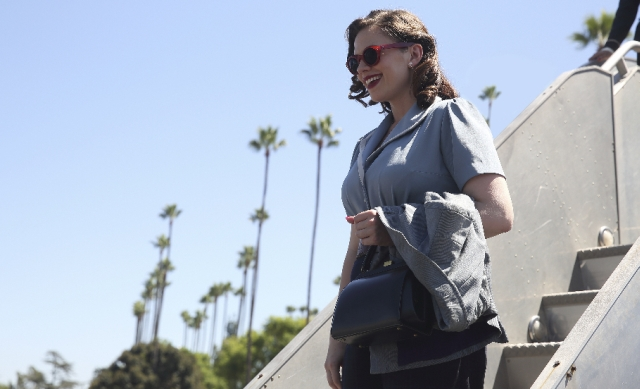 Peggy Arrives in LA in New Marvel's Agent Carter Clip.
