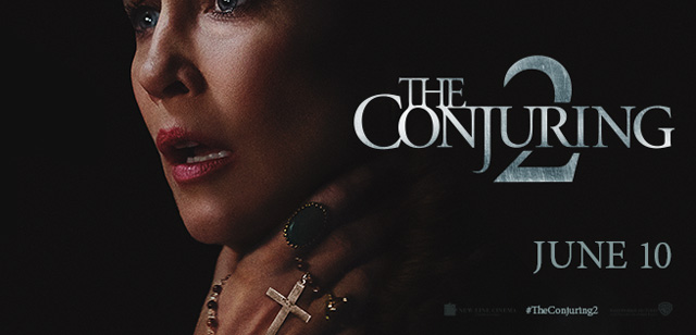 Conjuring 2 Trailer: Ed and Lorraine Warren Travel to Haunted London.