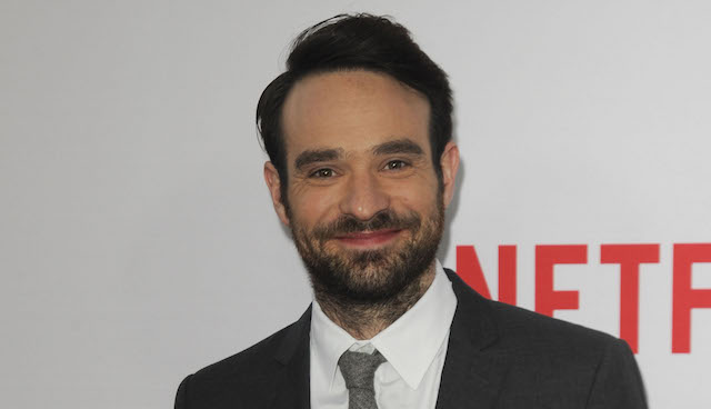 Charlie Cox has plans to Eat Local in the new vampire feature film.