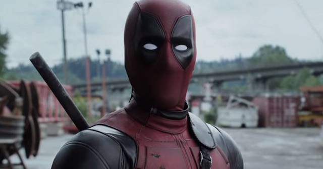Check out a new Deadpool TV spot.