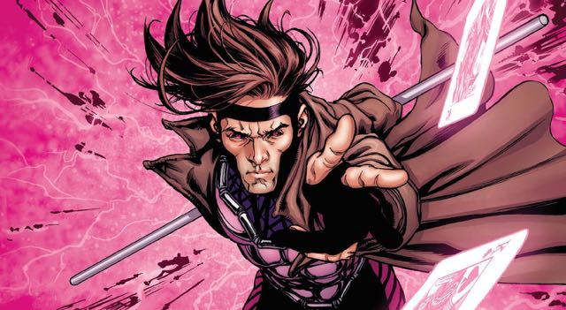 Gambit Movie to Begin Production in March