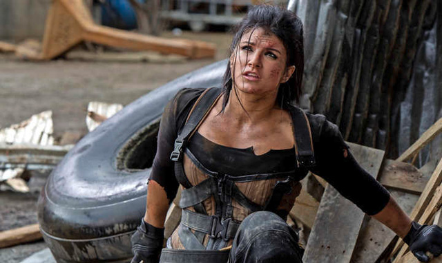 Deadpool is one of the Gina Carano movies that we can't wait to see.
