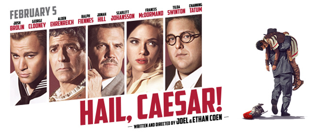 New Hail, Caesar! Trailer Features an Extended Scene from the Film.