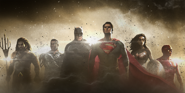 Wonder Woman and Justice League Release Date Confirmed.