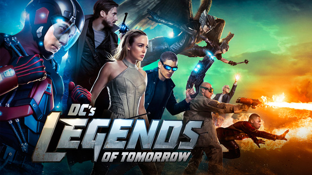 New Captain Cold and Heat Wave Promos for DC's Legends of Tomorrow.
