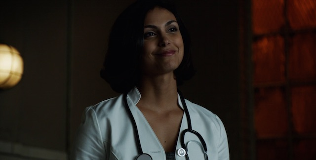 The final entry on our Morena Baccarin movies and TV list is her recurring role on Gotham.