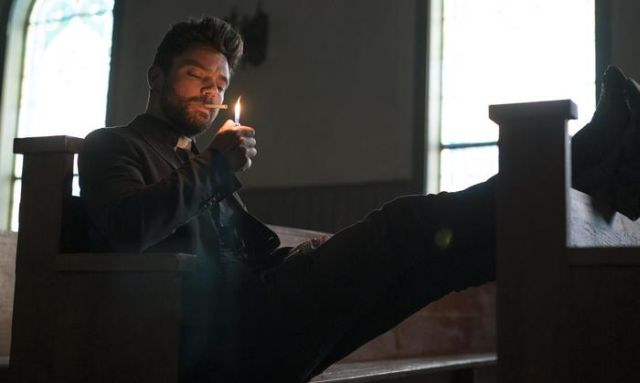 Your Prayers Have Been Answered, Preacher Sneak PeekDebuts