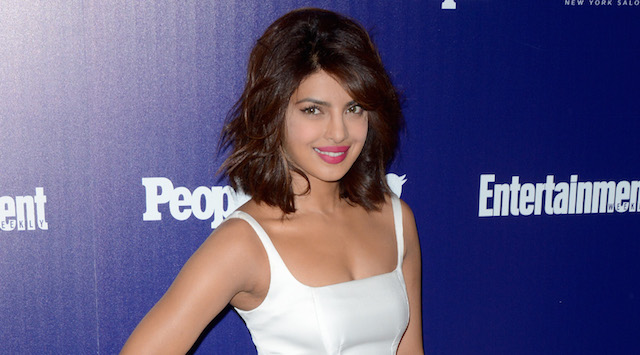 """Quantico"" star Priyanka Chopra is in talks to join the cast of Baywatch."