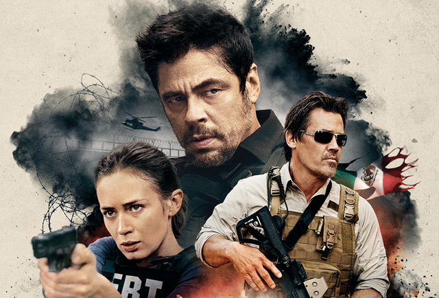 Exclusive Sicario Featurette Takes You Behind the Crime Thriller.