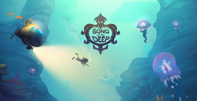 Explore the Trenches of the Ocean in Song of the Deep from the Creators of Ratchet & Clank.