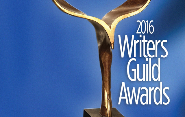2016 Writers Guild Awards Nominations Announced.