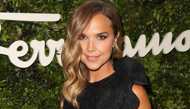Arielle Kebbel has joined the Fifty Shades Freed cast.
