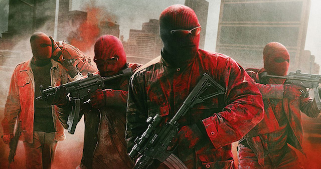 CS sits down with the Triple 9 cast.