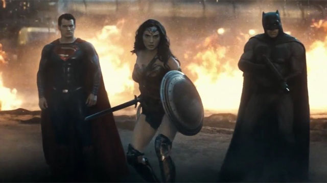 Justice League is one of the Zack Snyder movies now going into production.