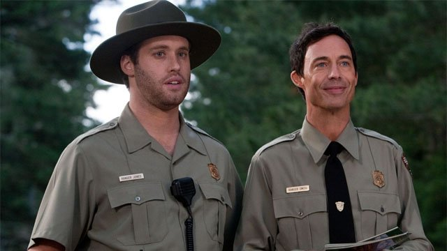Yogi Bear was one of the TJ Miller movies that made a lot of use of the star.