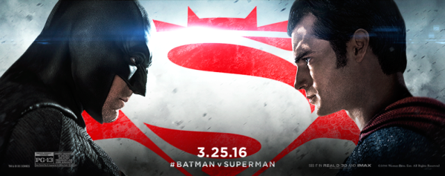 Batman v Superman TV Spots highlight why you should fly to Gotham City and Metropolis.
