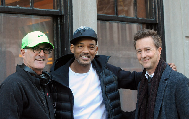 Full Collateral Beauty Cast Revealed as Filming Begins