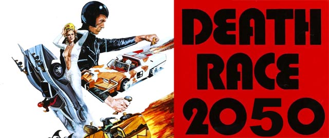 Death Race 2050 is coming!