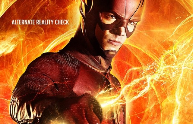 Zoom poster released for The Flash's Escape from Earth-2