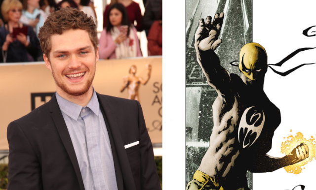 Game of Thrones Star Finn Jones is Marvel's Iron Fist!