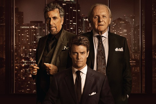 Exclusive Misconduct Clip Featuring Al Pacino and Josh Duhamel.