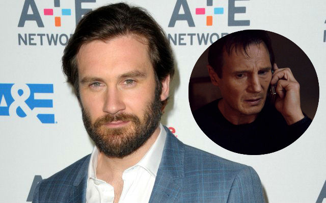 Clive Standen is a Young Liam Neeson in NBC's Taken TV Series