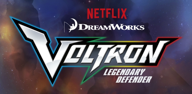 Logo and Title Revealed for Netflix Voltron Series