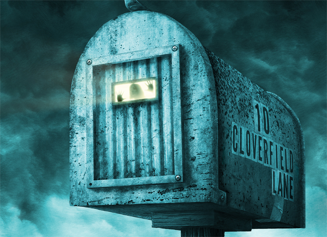 10 Cloverfield Lane IMAX Poster Delivers Some Scary Mail