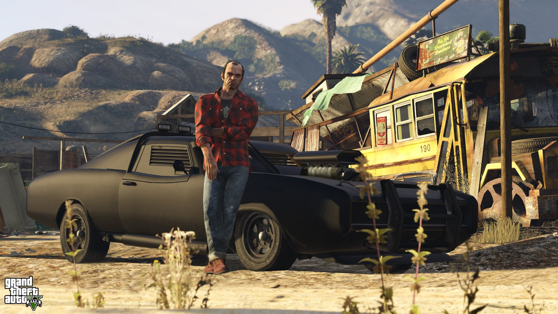 Grand Theft Auto V PS5 release date