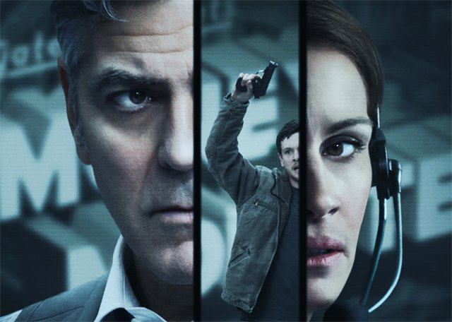 Money Monster Poster: George Clooney Unravels a Conspiracy