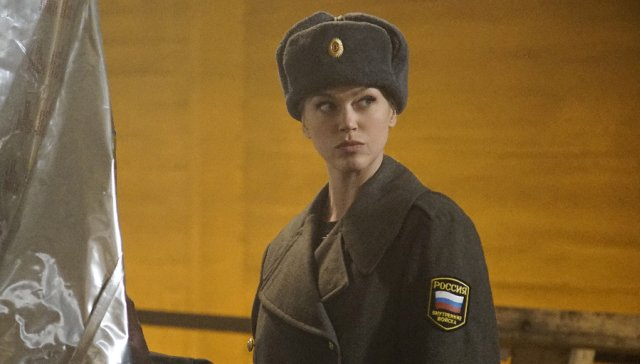 Marvel's Agents of Shield Take a Trip to Russia in New Photos