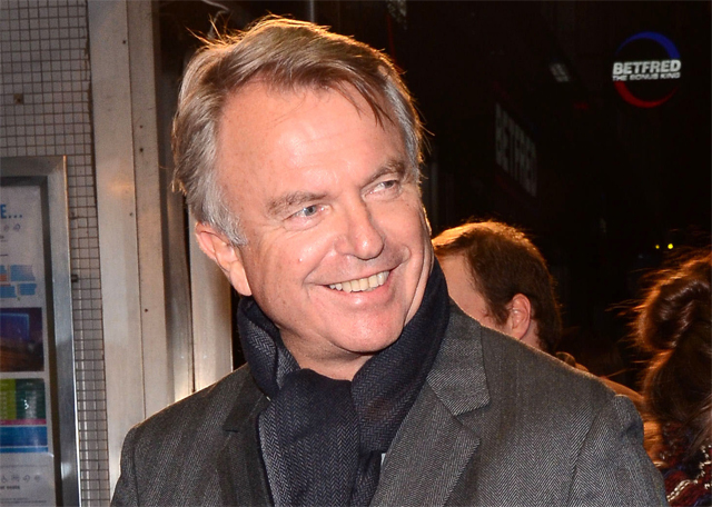 Sam Neill to Star in AMC's Original Series The Son