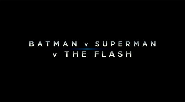 The Flash Cast Weighs in on Who Will Win in Batman v Superman