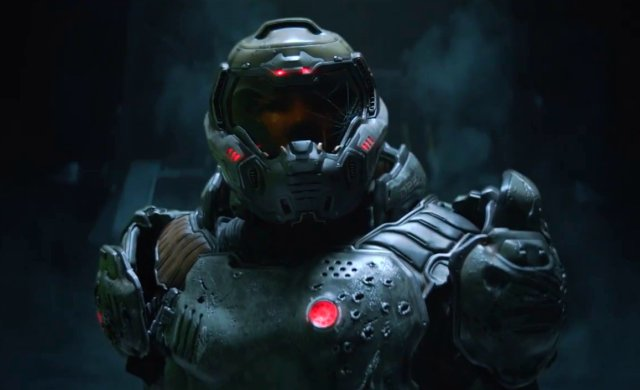 Fight Like Hell in the DOOM Cinematic Trailer