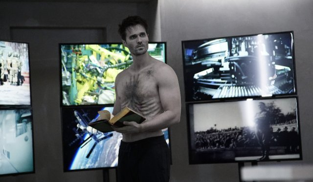 Grant Ward Needs to Eat Something in New Agents of SHIELD Photos