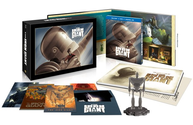 The Iron Giant: Signature Edition Blu-ray Coming this September