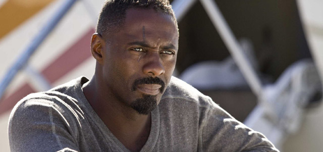The Idris Elba movies list continues with The Losers.