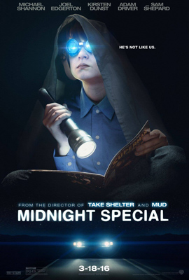 Midnight Special Review