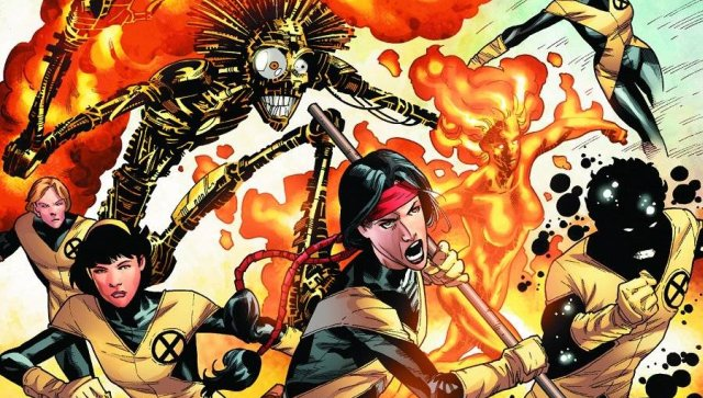 Production Begins on The New Mutants Movie Today!