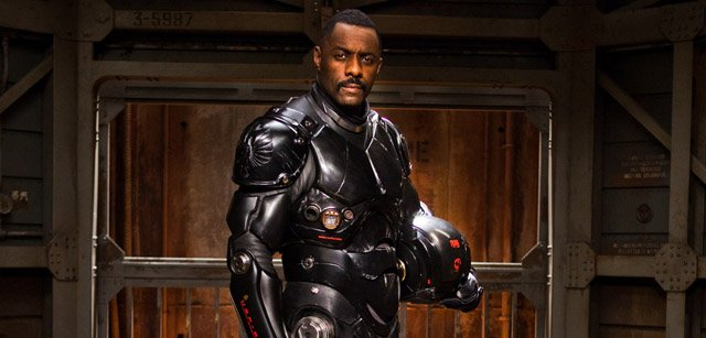 Pacific Rim is another fan favorite on our Idris Elba movies list.