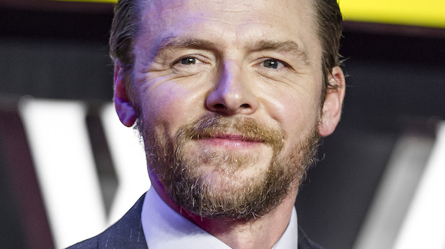 Simon Pegg joins the Ready Player One movie.