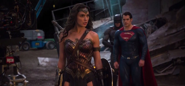 Charles Roven talks about building a new DC Universe.