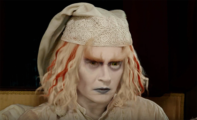 Where Does the Time Go? The New Alice Through the Looking Glass Spot is Here!
