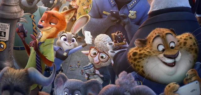 CS sits down with the Zootopia cast.