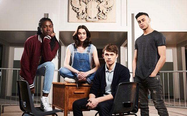 Cast for Doctor Who Spin-Off Series Class Revealed