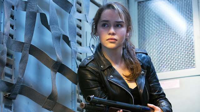 Emilia Clarke tells ComingSoon.net that she will not be returning for any Terminator sequels, following her debut as Sarah Connor in last year's Genisys.