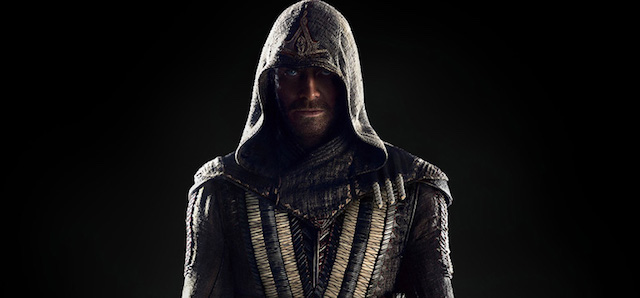 Assassin's Creed was part of the Fox CinemaCon presentation.